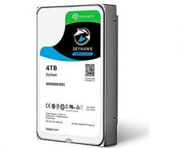 HD Interno Seagate Surveillance SKYHAWK 4TB SATA 64MB 3.5 5900RPM (ST4000VX007)