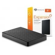 HDD Externo 2,5 Portatil  Seagate 1TEAP3-570 STEA2000400  Expasion 2 Teras USB 3.0