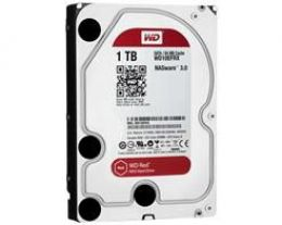 HDD Interno P/ NAS WD *RED* 1 TB - WD10EFRX