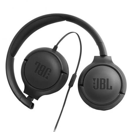 Headphone JBL Tune 500 Preto