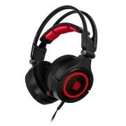 Headset TT ESPORTS Cronos Riing RGB 7.1 Digital 3D HT-CRA-DIECBK-20