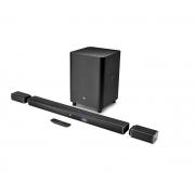 Home Soundbar JBL 5.1 Canais 4K ULTRA HD com ALTO-FALANTES Surround Totalmente sem Fio