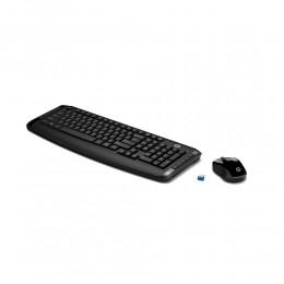 Kit Teclado + Mouse sem Fio 2.4GHZ 300