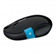 Mouse Wireless Bluetooth SCULPT Comfort Preto H3S-00009
