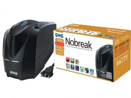 Nobreak Interactive SMS 27915 NEW Station UST700BI 700VA Bivolt