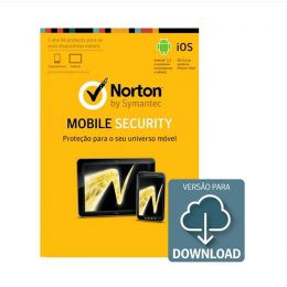 Norton Mobile Security 1 Usuario 1 ANO Download