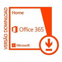 Office 365 Home 32/64 Assinatura 1 ANO Download