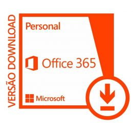 Office 365 Personal 32/64 Assinatura 1 ANO Download