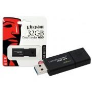 Pen Drive Kingston 32GB USB 3.0 Data Traveler DT100G3/32GB