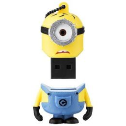 Pen Drive Minions CARL 8GB PD094