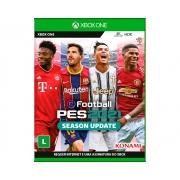 Pes 2021 Efootbal PRO Evolution Soccer 2021 Xone Mídia Física