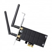 Placa de Rede Wireless TP-LINK ARCHER T6E Wireless USB AC 1300MBPS - TPL0348