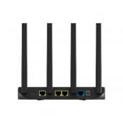 Roteador Wireless Intelbras 4750077 W5-1200F Dual BAND 2.4GHZ e 5GHZ com MU-MIMO