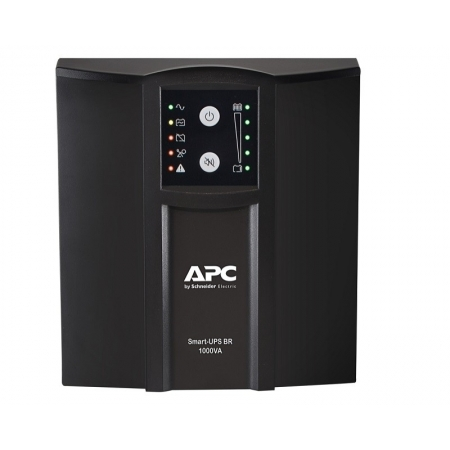 SMC1000XLBI-BR          APC Nobreak SMART-UPS 1000VA/700W Entrada 115/220V / Saida 115V - Padrao Torre / Line Interactiv