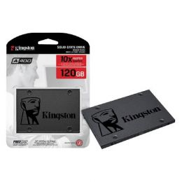 "SSD 2.5"" 120GB SATA III - 6GB/S - A400 - Blister - Desktop Notebook Ultrabook SA400S37/120G"