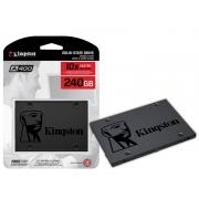 "SSD Desktop Notebook Ultrabook Kingston SA400S37/240G A400 240GB 2.5"" SATA III Blister"