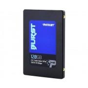 SSD Interno Patriot BURST, 120GB, Sata, Leitura 520MB/S Gravacao 450MB/S (PBU120GS25SSDR)