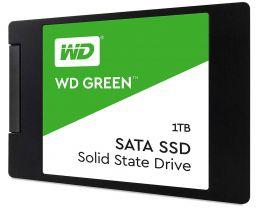 SSD Interno Western Digital Green 1TB 2.5IN Cased SATA III 3D (WDS100T2G0A)