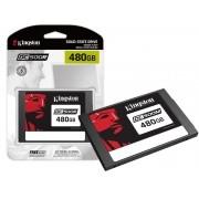 SSD SATA Servidor Kingston SEDC500R/480G DC500R 480GB 2.5 SATA III 6GB/S