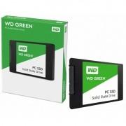 SSD WD Green 120GB 2,5 SATA - WDS120G2G0A