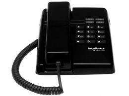 Telefone com Fio Preto TC50 Premium Intelbras