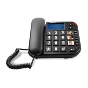 Telefone TOK Facil ID Preto Intelbras 4000073