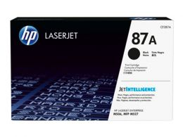 Toner Laserjet Mono HP Suprimentos CF287AB HP 87A Preto M501 / M506 / M527