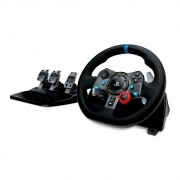Volante para Game G29 Logitech - Compativel PLAY Station 3/4 e PC