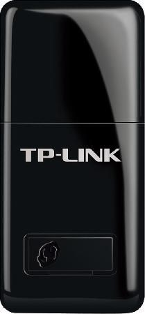 Adaptador TP-LINK Wireless TL-WN823N USB 300MBPS - TPL0416