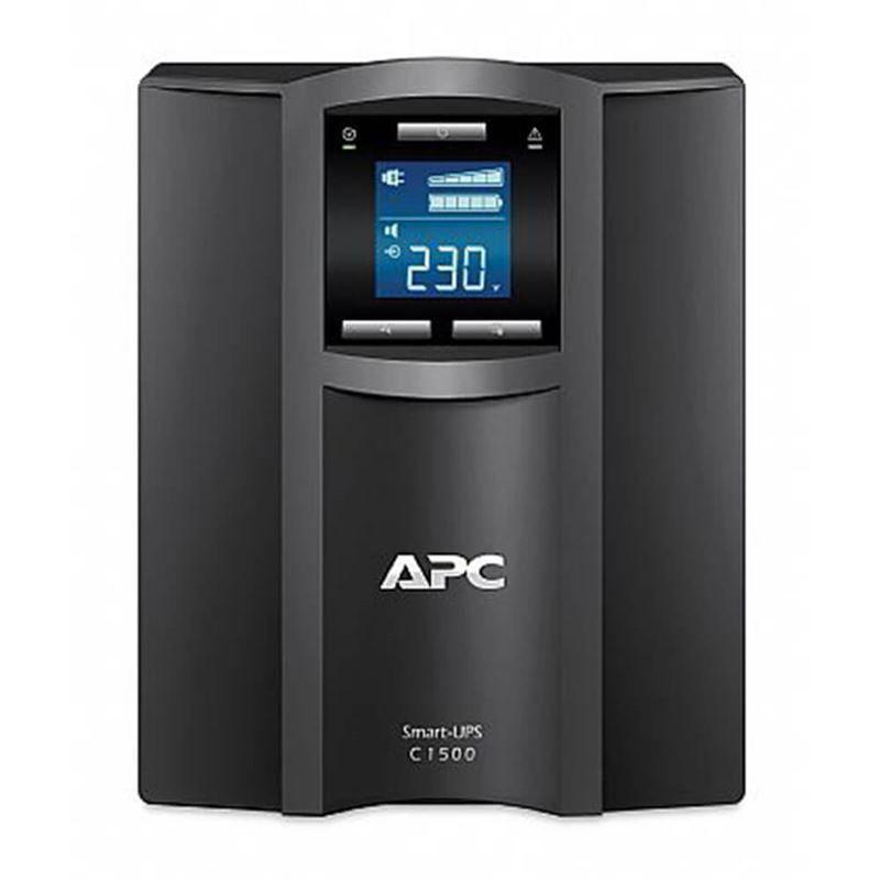APC - Nobreak SMART-UPS 1500VA - 120V - Senoidal - Torre - Gerenciavel SMC1500-BR