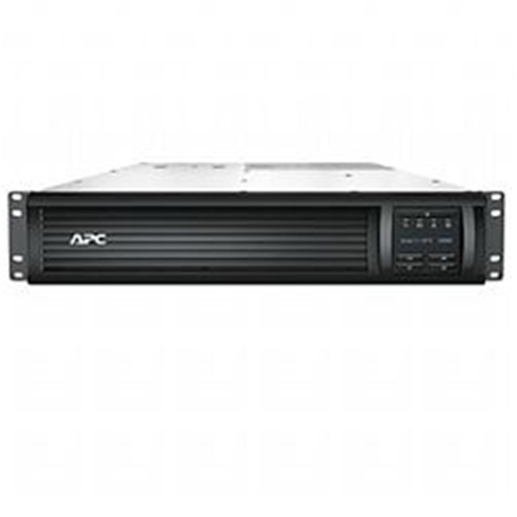 APC Nobreak SMART-UPS T 3000VA/2700W Entrada 115V / Saida 115V Mono - Padrao RACK 2U (acompanha KIT Trilho) / Line Interactive / Senoidal