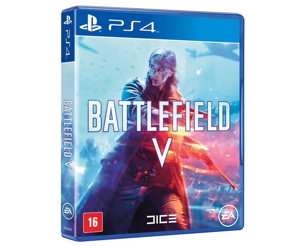 Battlefield V PS4 BR