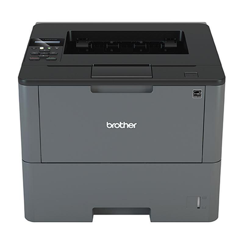 Brother Impressora Laser Mono HL-L6202DW Preta 46PPM / CM 50.000