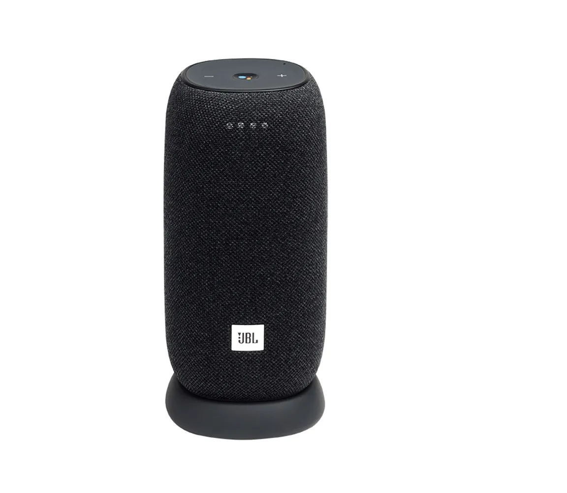 Caixa de Som Bluetooth JBL LINK Portable com Google Assistant Preto