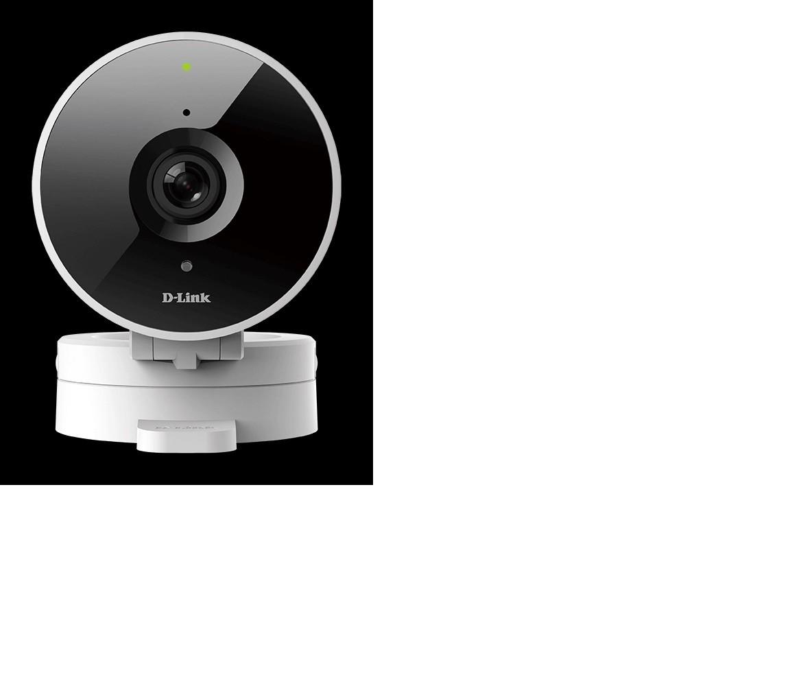 Camera de Seguranca D-LINK DCS-8010LH HD 120 Graus WI-FI