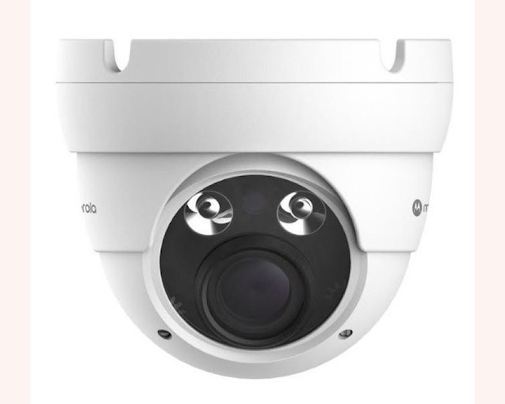 Camera de Vigilancia Motorola IP Precision Dome Metal 2MP (MTIDM052711)