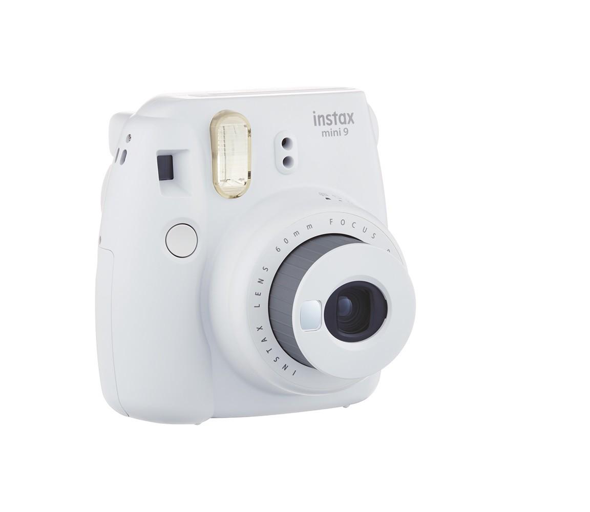 Camera INSTAX Mini 9 Branco Gelo