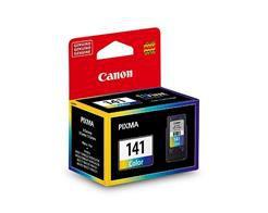 Cartucho Canon CL-141 Jato de Tinta Color 8ML - CL-141