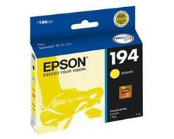Cartucho EPSON Amarelo T194420-BR 194 Amarelo