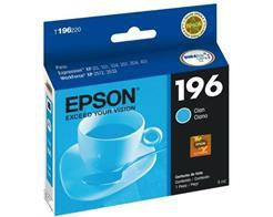 Cartucho EPSON Ciano  - T196220-BR