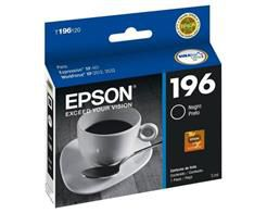 Cartucho EPSON Preto 7ML - T196120-BR