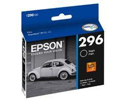 Cartucho EPSON Preto P/ XP-231/431 - T296120-BR