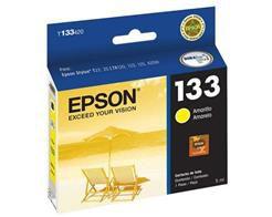Cartucho EPSON T133420 Amarelo - T133420-BR 133