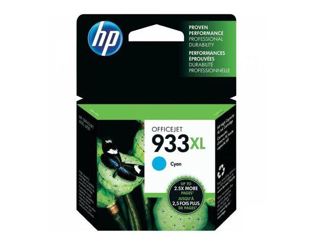 Cartucho HP 933XL Jato de Tinta Ciano 8,5ML - CN054AL