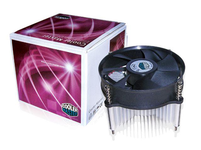 Cooler CPU Desktop Servidor Cooler Master CP8-9HDSB-PL-GP INTEL 130W LGA2011 BOX (4719512038208)