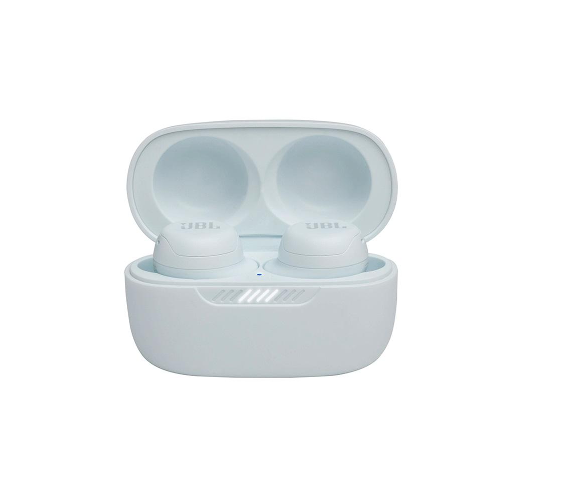 Fone de Ouvido Bluetooth JBL Live Free NC+ Branco