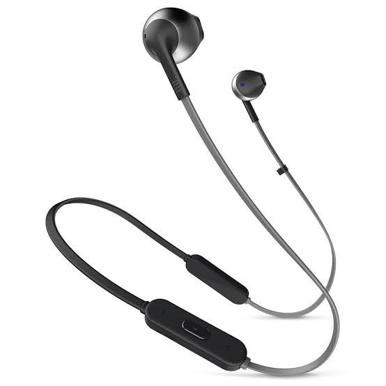 Fone de Ouvido IN EAR JBL TUNE205 Bluetooth - 28910924