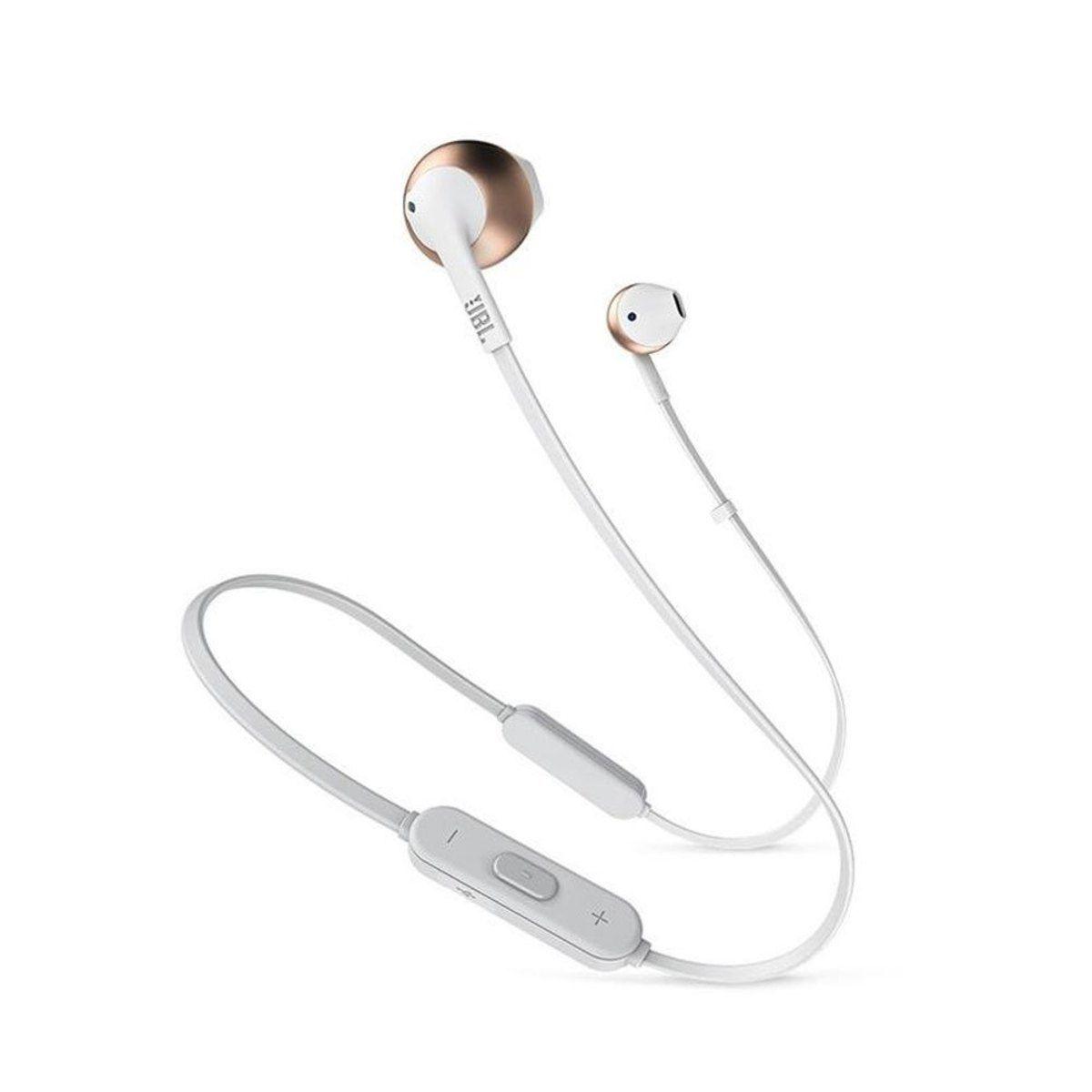 Fone de Ouvido IN EAR JBL TUNE205 Bluetooth - 28910925