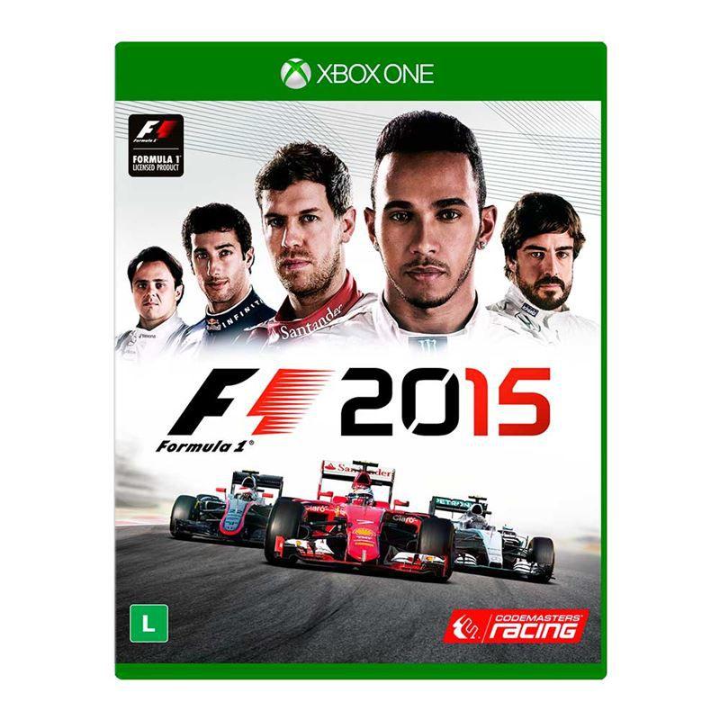 Formula 1 2015 - Xone