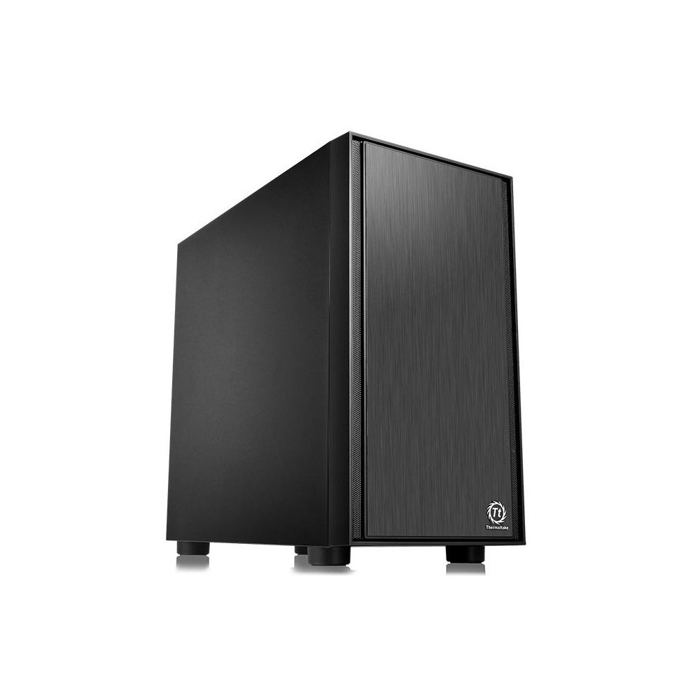 Gabinete TT Versa H17 BLACK/NO WIN/SPCC CA-1J1-00S1NN-00